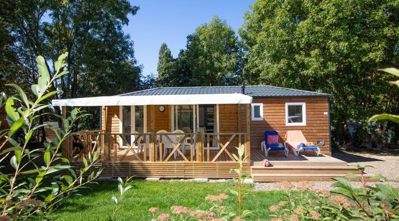Mobil-home Premium camping parc aquatique
