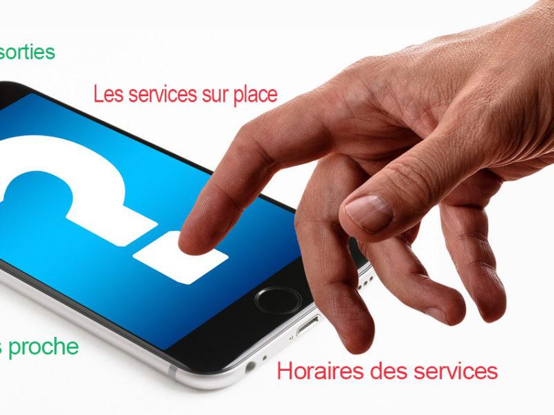 Nouveau: Livret d'accueil numérique du camping Lez-Eaux pour vous faciliter les vacances en Normandie