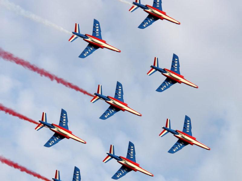 « Piper Operation Cobra » : le 75ème anniversaire du débarquement à Jullouville et Granville et grand meeting aérien avec la Patrouille de France.